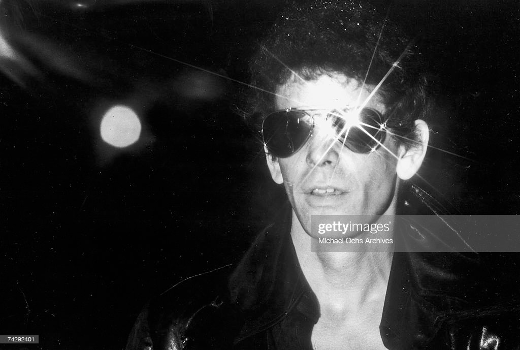 Photo of Lou Reed : News Photo