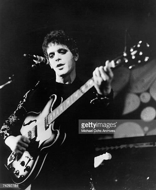Photo of Lou Reed Photo by Michael Ochs Archives/Getty Images