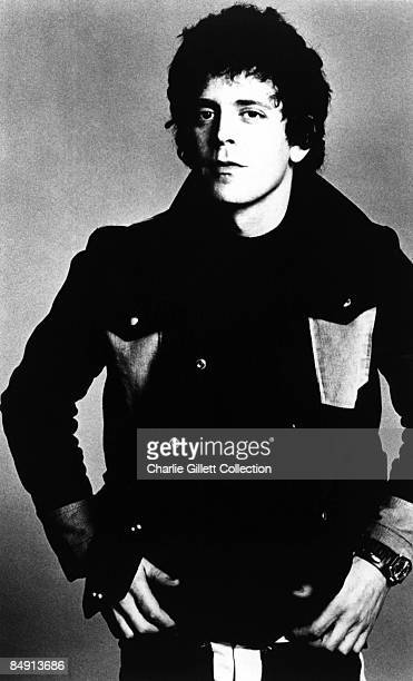 Photo of Lou REED Posed portrait