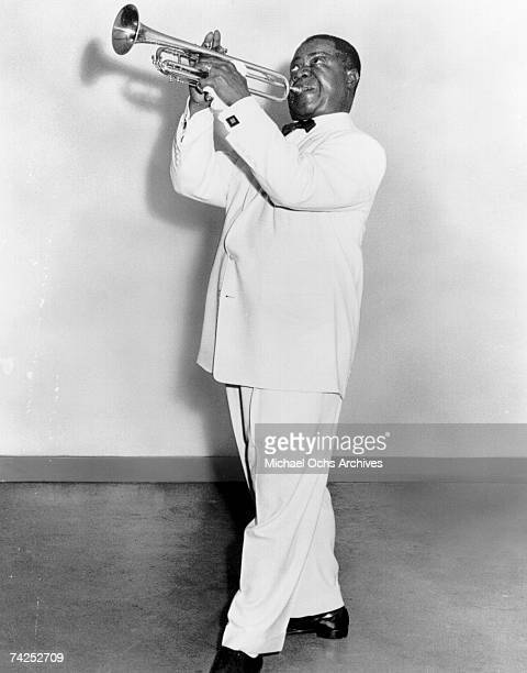 Photo of Louis Armstrong Photo by Michael Ochs Archives/Getty Images