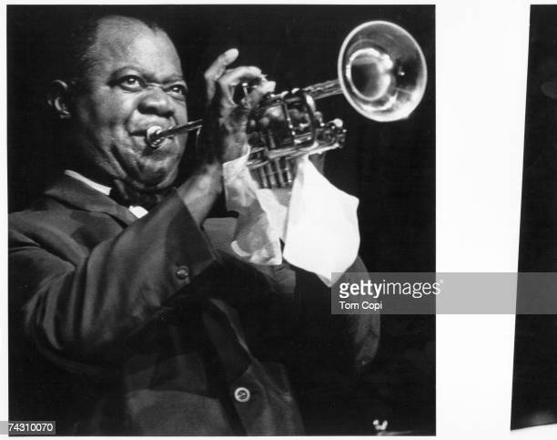 Photo of Louis Armstrong Photo by Tom Copi/Michael Ochs Archives/Getty Images