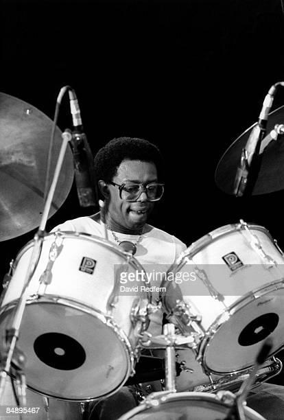 Photo of Louis HAYES, Drummer Louis Hayes performing on stage