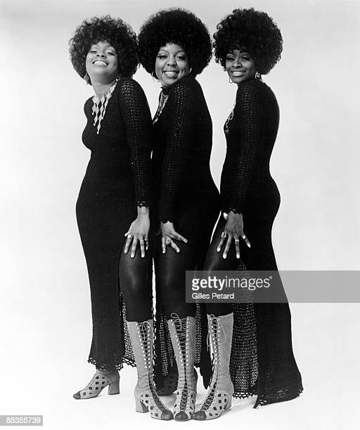 Photo of LOVE UNLIMITED 1979 Linda James Diane Taylor and Glodean White
