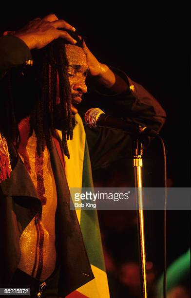 Photo of Lucky Dube Lucky DubeSelinasSydney2nd October 1992 rip 19th October 2007