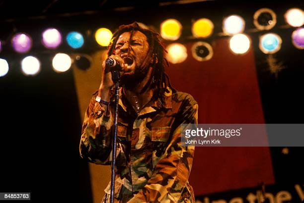 SUNSPLASH Photo of LUCKY DUBE performing live on stage