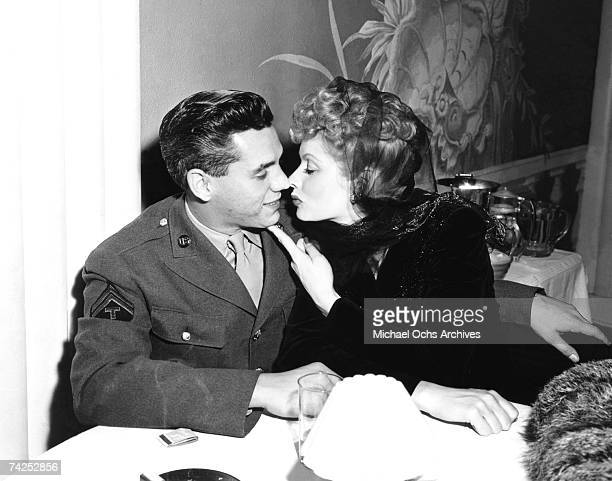 Photo of Lucy Desi Arnaz Photo by Michael Ochs Archives/Getty Images