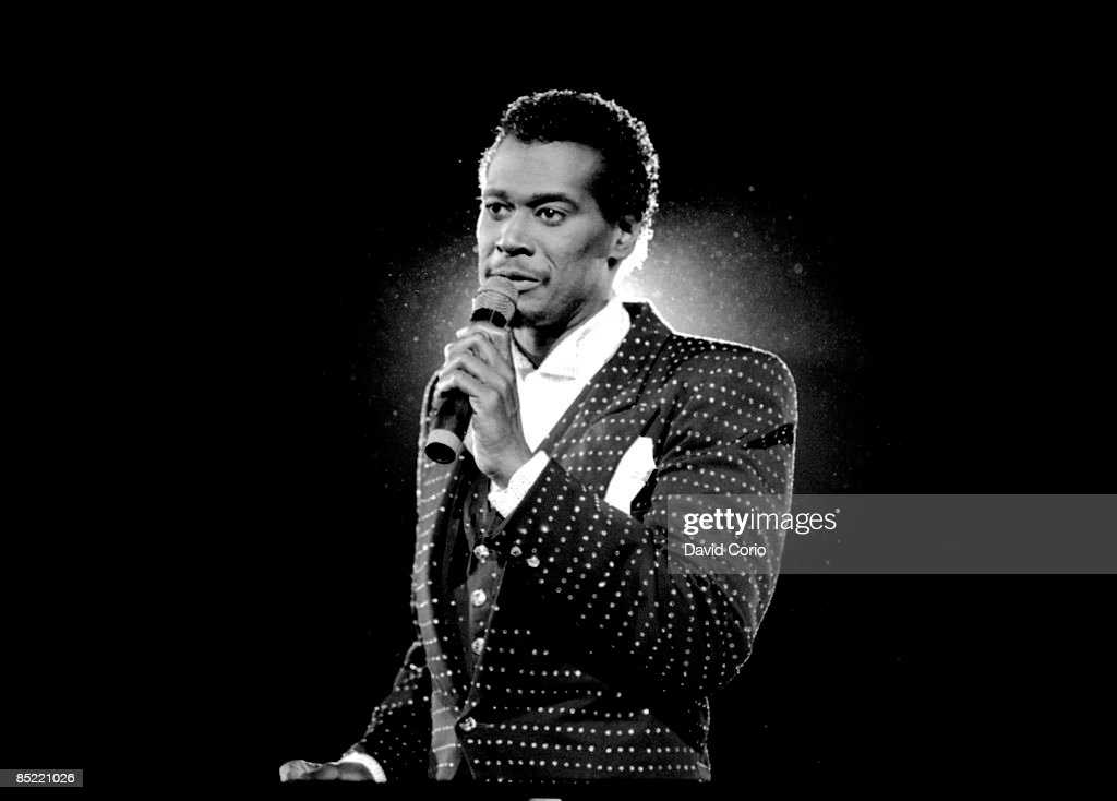 WEMBLEY Photo of Luther VANDROSS