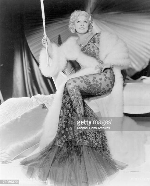 Photo of Mae West Photo by Michael Ochs Archives/Getty Images