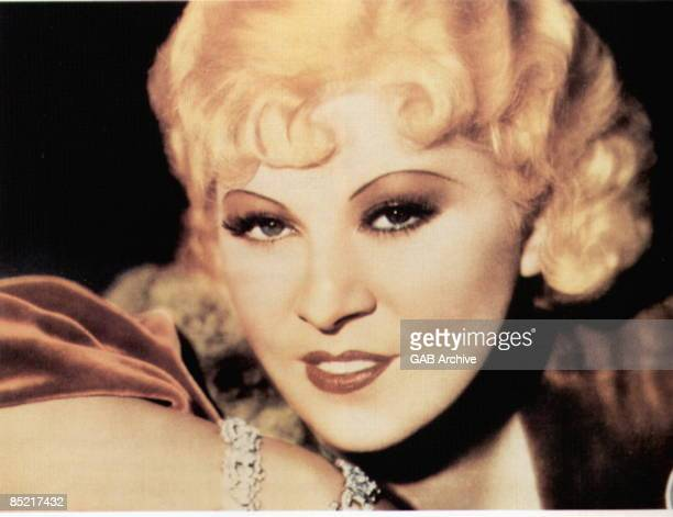 Photo of MAE WEST