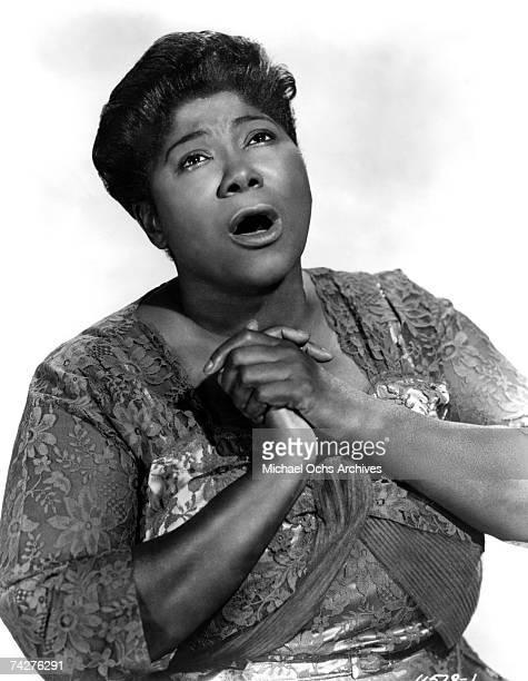 Photo of Mahalia Jackson Photo by Michael Ochs Archives/Getty Images