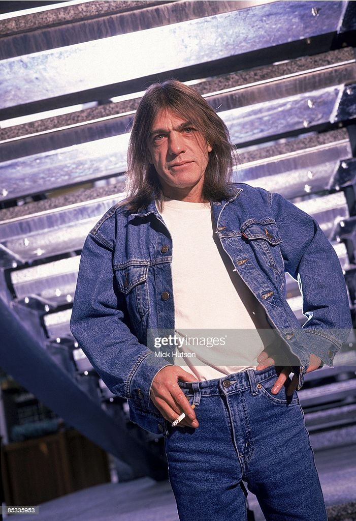 Photo of Malcolm YOUNG and AC/DC : News Photo