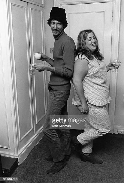 Photo of Mama CASS and John PHILLIPS and MAMAS PAPAS John Phillips Mama Cass