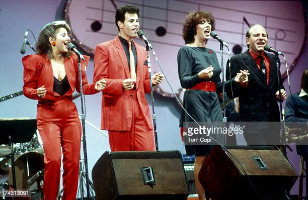 Photo of Manhattan Transfer Photo by Tom Copi/Michael Ochs Archives/Getty Images