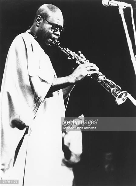 Photo of Manu Dibango Photo by Michael Ochs Archives/Getty Images