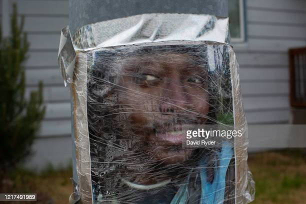 A photo of Manuel Ellis a black man whose March death while in Tacoma Police custody was recently found to be a homicide according to the Pierce...