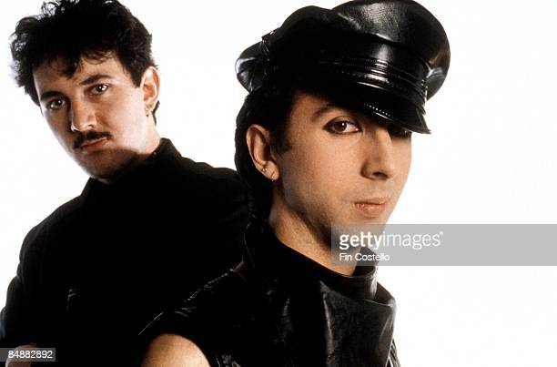 Photo of Marc ALMOND and SOFT CELL Marc Almond Dave Ball