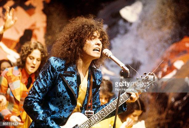 Photo of Marc BOLAN and T REX, Marc Bolan