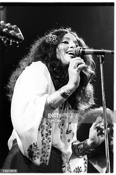 Photo of Maria Muldaur and Geoff Photo by Tom Copi/Michael Ochs Archives/Getty Images
