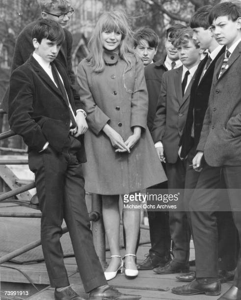 Marianne faithfull 1960s pictures and photos getty images photo of marianne faithfull thecheapjerseys Gallery