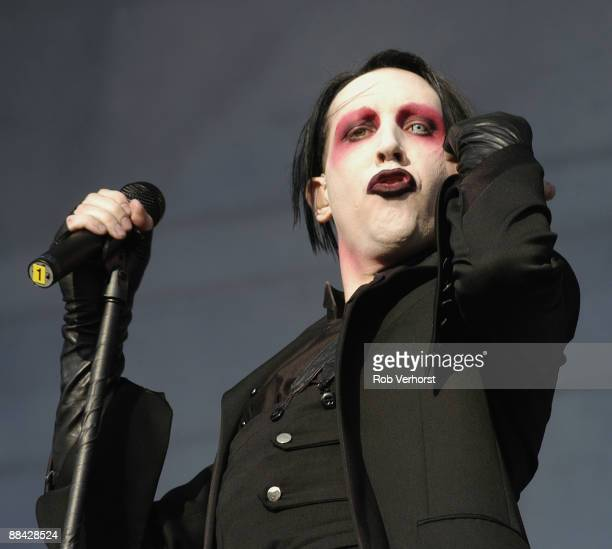 Photo of MARILYN MANSON Marilyn Manson
