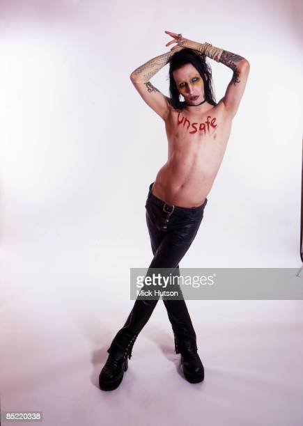 STUDIO Photo of MARILYN MANSON