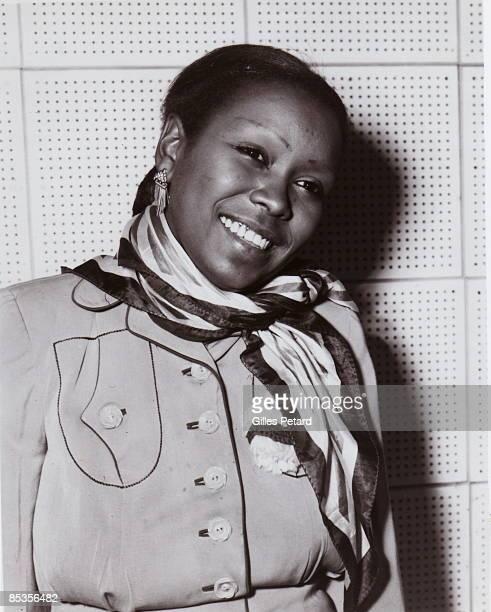Photo of Marion ABERNATHY Portrait of Marion Abernathy