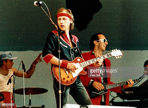 Dire Straits Foto e immagini stock | Getty Images