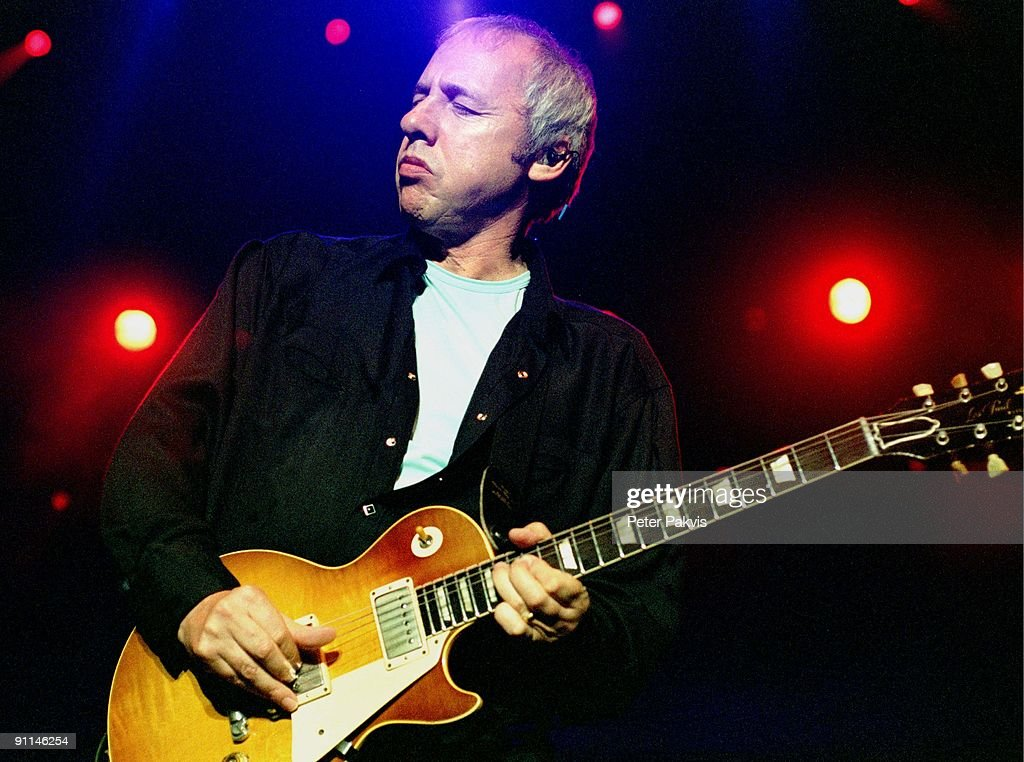 Photo of Mark KNOPFLER : Nachrichtenfoto