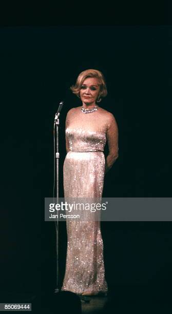 Photo of Marlene Dietrich 1 Marlene Ditrich Tivoli Gardens Copenhagen ca 1969