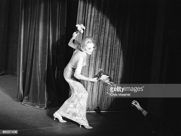 Photo of Marlene DIETRICH performing at Golders Green Hippodrome