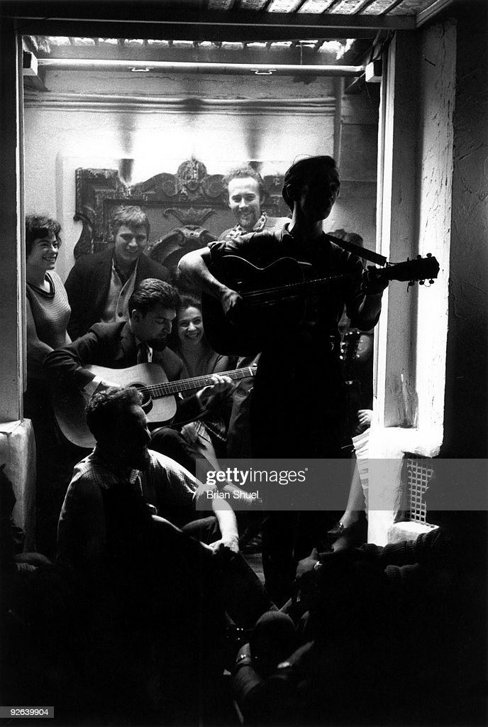 Photo of Martin CARTHY and TROUBADOUR FOLK CLUB and FOLK Pictures ...