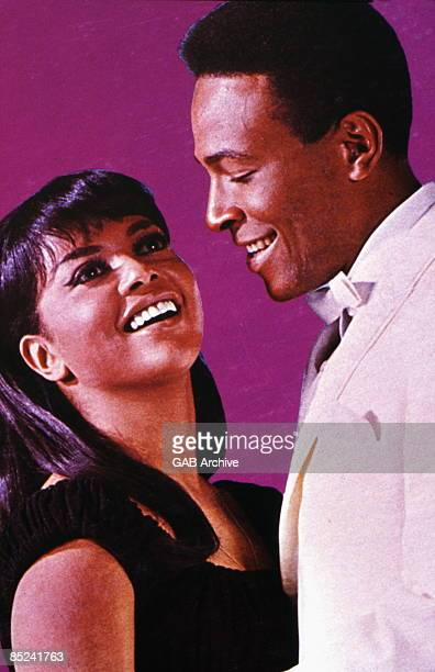 Photo of Marvin GAYE; Marvin Gaye and Tammi Terrell