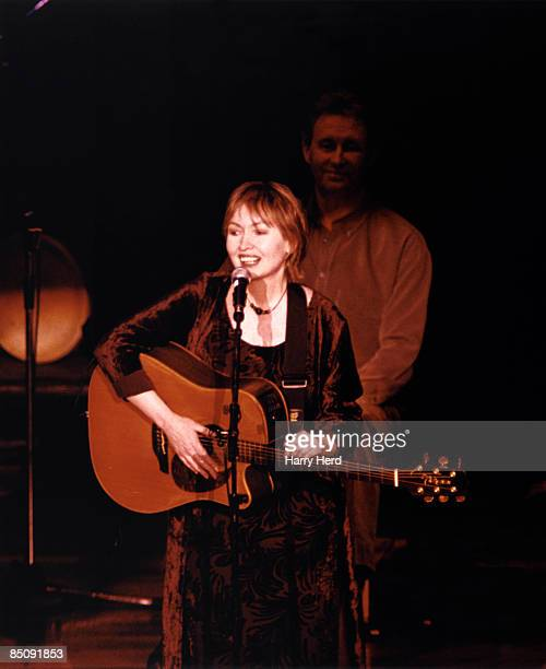 THEATRE Photo of Mary HOPKIN Mary Hopkin performing on stage