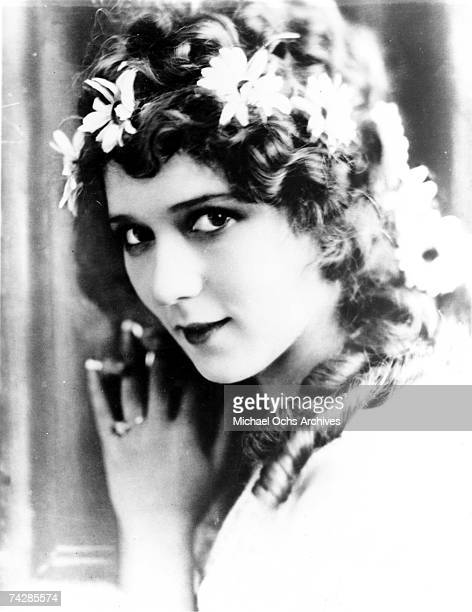 Photo of Mary Pickford Photo by Michael Ochs Archives/Getty Images