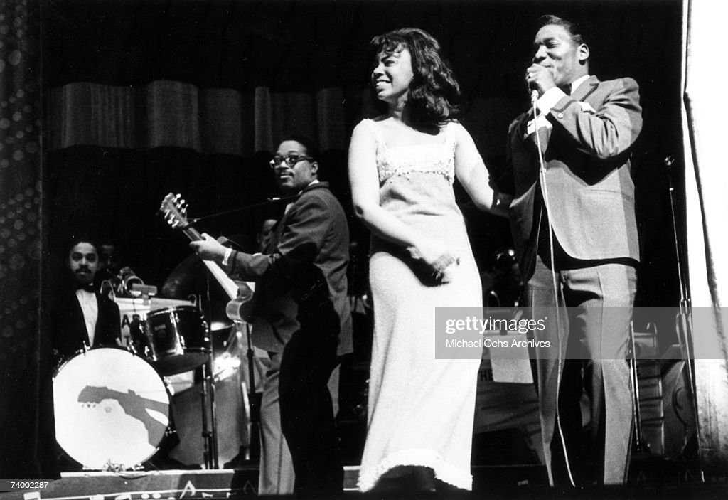 Photo of Mary Wells : News Photo