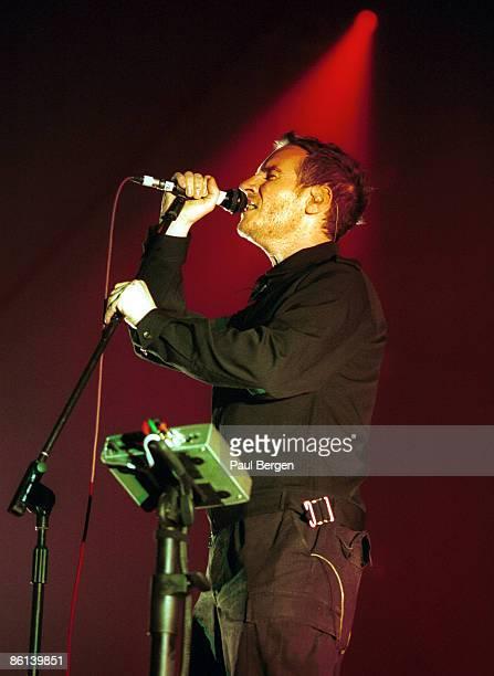 Photo of MASSIVE ATTACK 2742003 Amsterdam Massive Attack Daddy G
