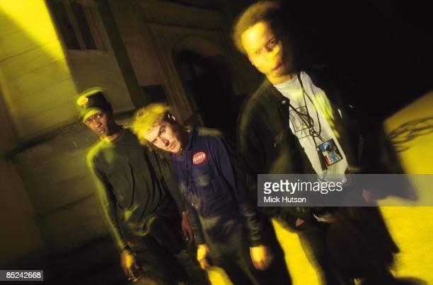 Photo of MASSIVE ATTACK EVENT ARTIST Massive Attack