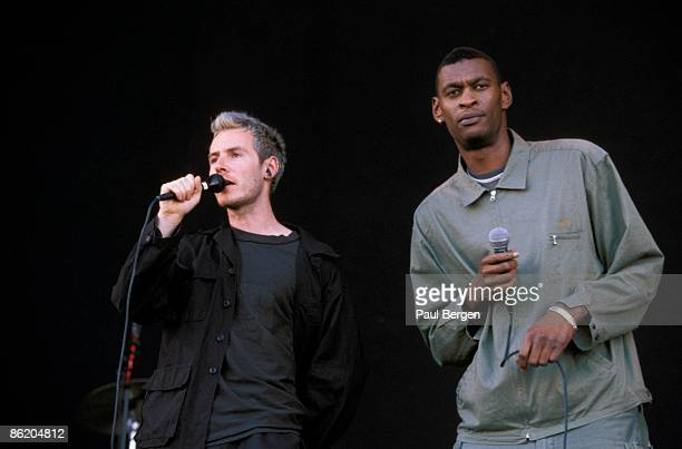 TORHOUT Photo of MASSIVE ATTACK