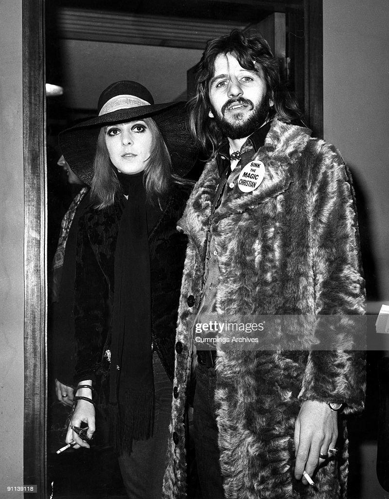 Photo of Maureen STARKEY and Maureen COX and Ringo STARR : News Photo
