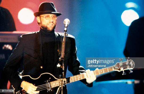 COURT Photo of Maurice GIBB and BEE GEES Maurice Gibb