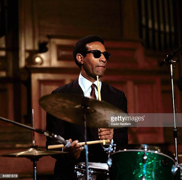 READING Photo of Max ROACH