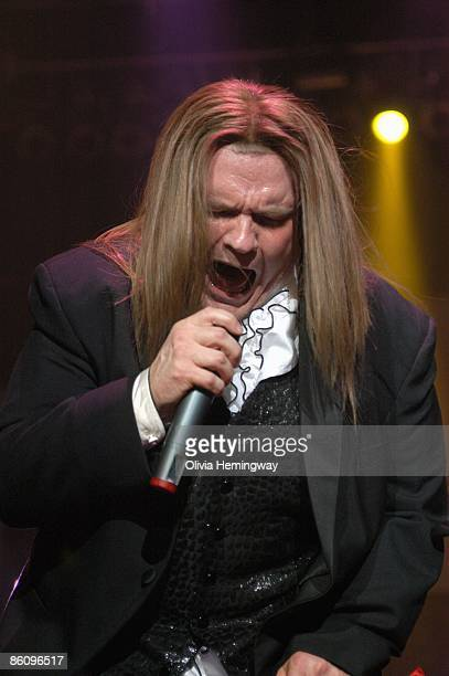 ARENA Photo of MEAT LOAF performing live onstage
