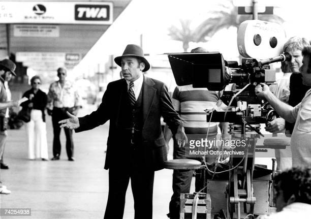Photo of Mel Brooks Photo by Michael Ochs Archives/Getty Images