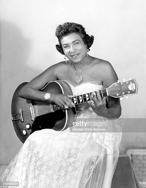 Photo of Memphis Minnie Photo by Michael Ochs Archives/Getty Images