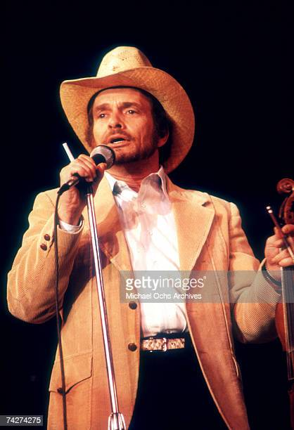 Photo of Merle Haggard Photo by Michael Ochs Archives/Getty Images
