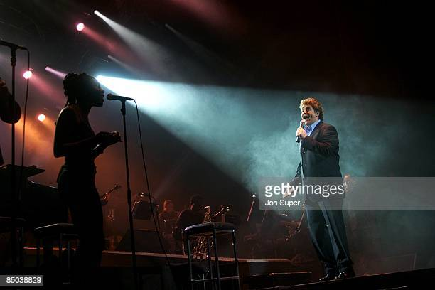 Photo of Michael BALL live at Manchester Apollo
