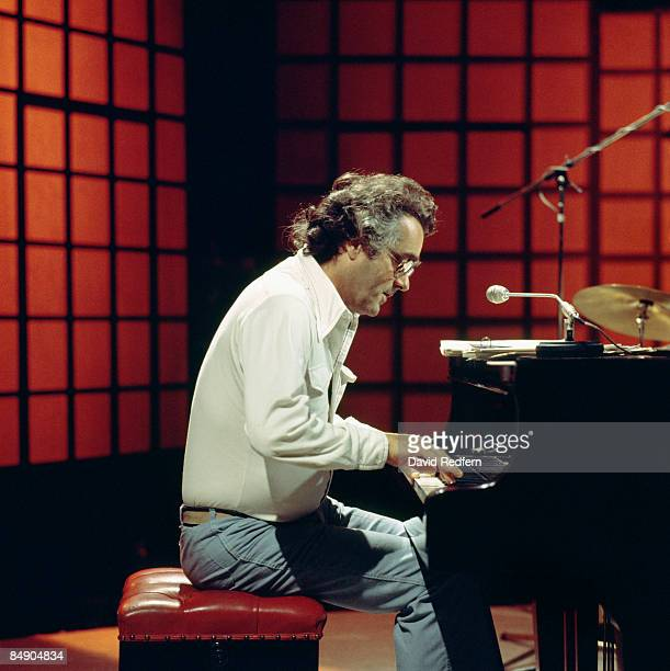 HALL Photo of Michel LEGRAND Michel LeGrand performing on stage