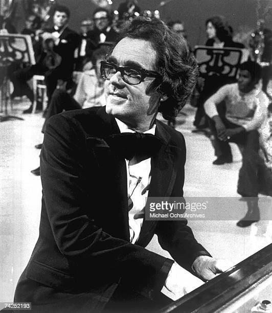 Photo of Michel Legrand Photo by Michael Ochs Archives/Getty Images