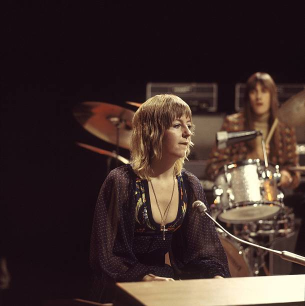 Photo of Mick FLEETWOOD and Christine McVIE and FLEETWOOD MAC