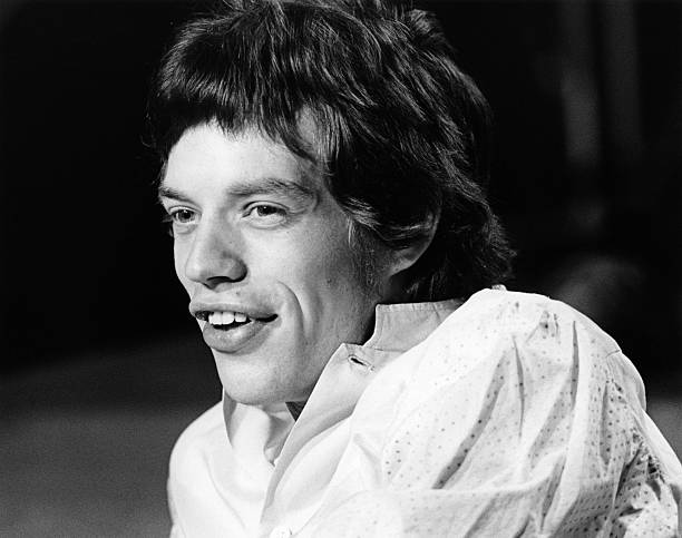 Photo of Mick JAGGER and ROLLING STONES